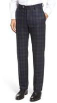 Peter Millar Men's Royal Highland Flat Front Wool Trousers