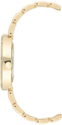 Nine West Women's Champagne Dial Bracelet Watch