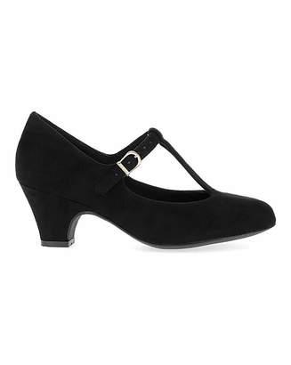 Jd Williams T Bar Shoes D Fit