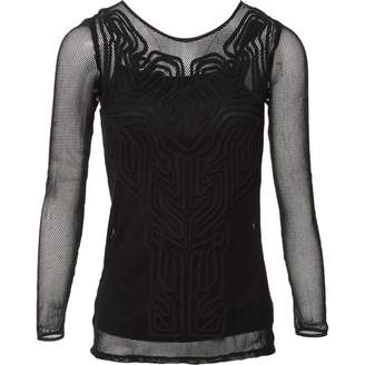 ALICE by Temperley \N Black Polyester Tops