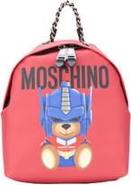 Moschino Transformer Teddy backpack