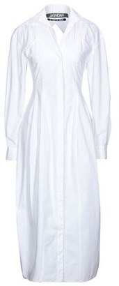 Jacquemus 3/4 length dress