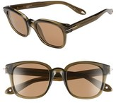 Givenchy Men's '7000/s' 50Mm Sunglasses - Black