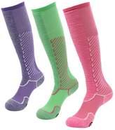 Athletic Socks Bamboo Fiber, Gmark Men's 6-Pair Long Athletic Soccer Rugby Football Sport Tube Socks