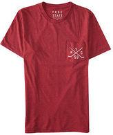 Aeropostale Mens Free State Gramercy Hockey Graphic T Shirt