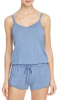 Heidi Klum Intimates Cozy Mornings Teddy Romper