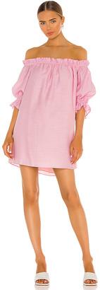 LPA Off Shoulder Mini Dress