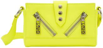 Kenzo Belted leather bag