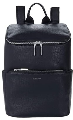 Matt & Nat Brave - Purity (Black) Backpack Bags