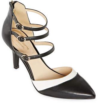 Liz Claiborne Womens Heidi Pumps Pointed Toe Spike Heel