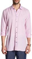 Toscano Linen Regular Fit Shirt