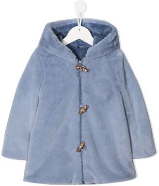 Lapin House Faux Fur Jacket