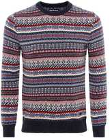 Wool Martingale Fair Isle Jumper
