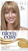 Clairol Nice'n Easy Permanent Hair Dye 102/9A Natural Light Ash Blonde