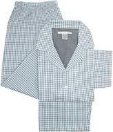 Geoffrey Beene Men's Long Sleeve Long Pant Pajama Set