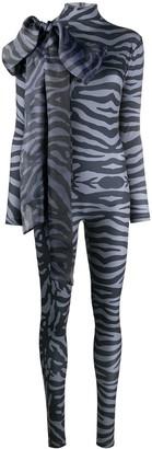 Animal Print Bodysuit