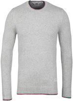 Penfield Gering Grey Lambswool Sweater