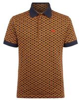 Vivienne Westwood Circle Print Polo Shirt