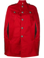 DSQUARED2 Livery cape - women - Cotton/Spandex/Elastane - 38