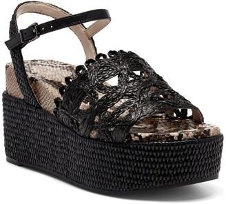 Jessica Simpson Camilia Platform Sandal
