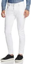 DSQUARED2 Skater Slim Fit Jeans in White