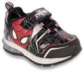 Marvel Spiderman Toddler Boys' Athletic Sneakers - Black