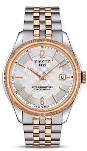 Tissot Ballade Two-Tone Watch, 41mm