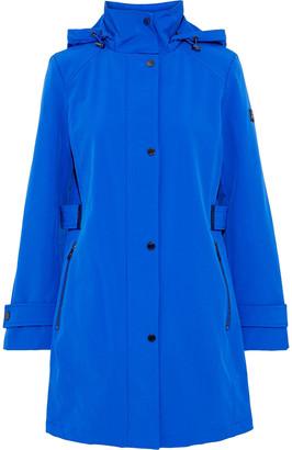DKNY Stretch-shell Hooded Jacket