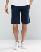 BOSS ORANGE by Hugo Boss Chino Shorts Regular Fit in Navy