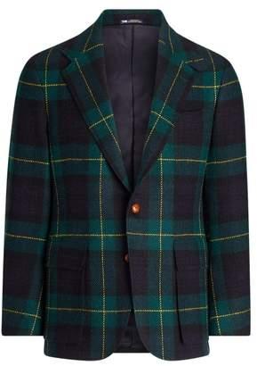 Ralph Lauren The RL67 Tartan Jacket