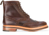 Grenson Fred boots - men - Leather - 8