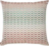 Missoni Home Tikal Cushion Cover with Feather-Filled Pad
