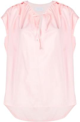 Christian Wijnants Tapanga short-sleeve blouse