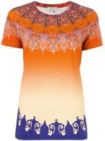 Etro Marrakech print T-shirt - women - Cotton - 42