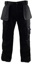 Stanley Colorado Men's Black Trouser - 31 to 36 inch