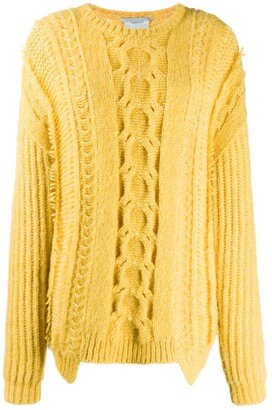 Stella McCartney Cable Knit Sweater