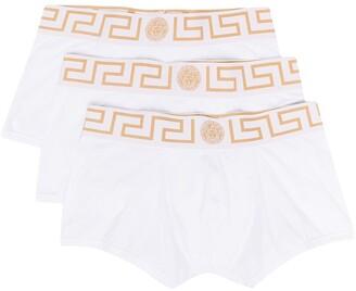 Versace Greca waistband boxers