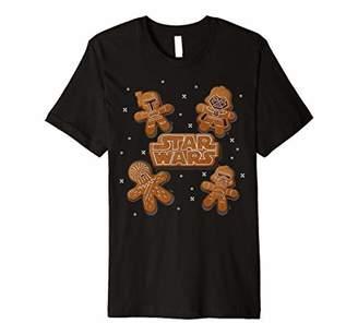 Star Wars Gingerbread Crew Premium T-Shirt