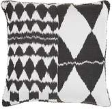 Madeline Weinrib Ogaden Ikat Silk-Cotton Pillow