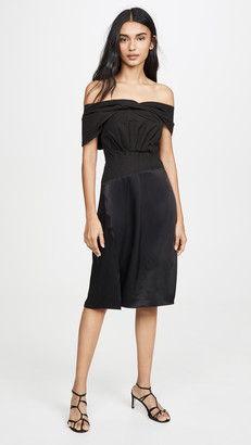 3.1 Phillip Lim Side Shoulder Mini Dress