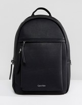 Calvin Klein Charly Front Zip Backpack