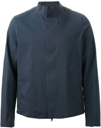 Herno funnel neck jacket