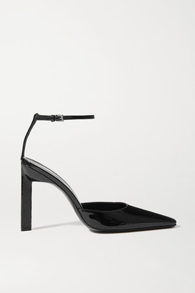 ATTICO Patent-leather Pumps - Black