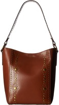 Frye Harness Stud Bucket Shoulder Handbags