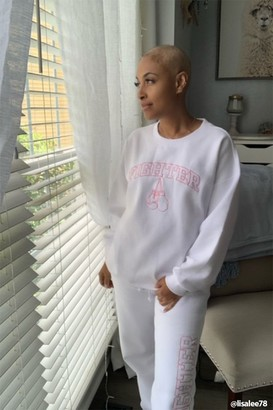 Forever 21 Stand Up To Cancer Fighter Pullover
