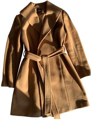 Non Signé / Unsigned Non Signe / Unsigned Camel Cashmere Coats