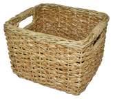 Threshold Seagrass Small Square Wicker Basket