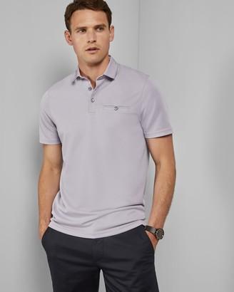 Ted Baker Cotton Polo Shirt
