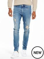 Very Skinny Rip&Repair Jean