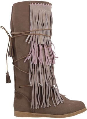 Colors of California Boots